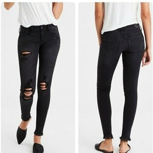 American Eagle Low-Rise Jegging